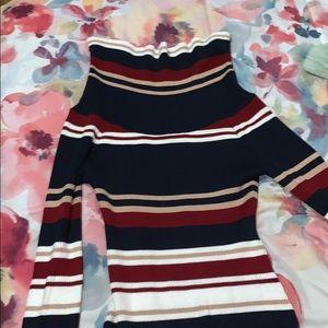 Kendal & Kylie sweater dress!